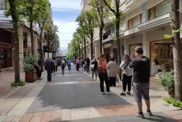 Αγρίνιο: Μήπως να βρισκόταν ένα πιο διακριτικό μέρος για τα rapid που γίνονται έξω από το δημαρχείο;