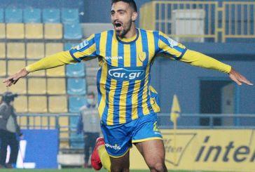 Παναιτωλικός – Ξάνθη 1-0, ο Βέργος τον κράτησε στην Super League 1