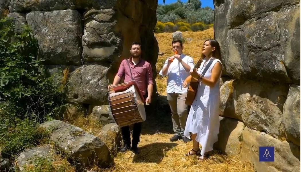 Πολιτισμός και Περιβάλλον για την Ευρωπαϊκή Ημέρα Μουσικής στην Αρχαία Στράτο(βίντεο)