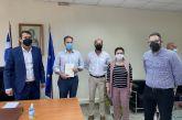 Aμφιλοχία: Τα αγροτικά και κτηνοτροφικά ζητήματα τέθηκαν στον υπουργό Αγροτικής Ανάπτυξης Σπήλιο Λιβανό