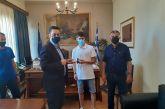 Δήμαρχος Αγρινίου: «Ο Νίκος Σταμούλης συγκίνησε όλους τους Αγρινιώτες»