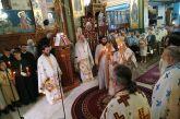 Με εκκλησιαστική λαμπρότητα πανηγύρισε ο Ιερός Ναός Αγίας Τριάδος Αγρινίου