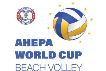 Ναύπακτος: Τουρνουά beach volley «Ahepa World Cup 2021» στις 22-24 Ιουλίου