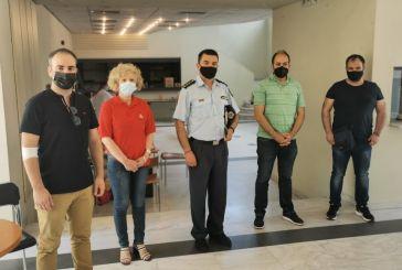 Ένωση Αστυνομικών Υπαλλήλων Ακαρνανίας: Ευχαριστίες για τη συμμετοχή στην εθελοντική αιμοδοσία