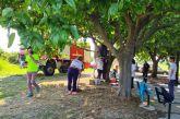 Aγρίνιο: Δράση καθαρισμού στην Αγία Τριάδα του Μαύρικα από την «Ακτίνα Εθελοντισμού»