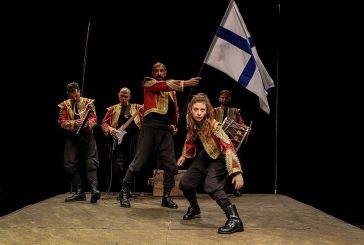 Η παράσταση «Ελευθερία, ο Ύμνος των Ελλήνων» στο Θεατράκι Μεσολογγίου