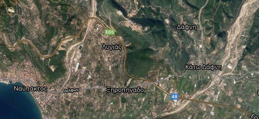Δήμος Ναυπακτίας: Η αποχέτευση της Τ.Κ. Δάφνης υπεβλήθη ως πρόταση στο «Αντώνης Τρίτσης»
