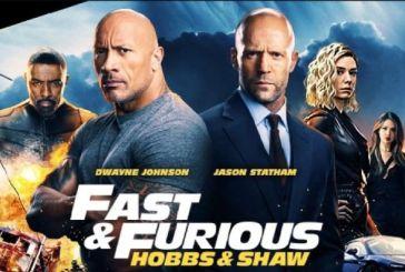 Αγρίνιο: Fast & Furious 9 αντί για τον «Μαυριτανό» στον κινηματογράφο «Ελληνίς»
