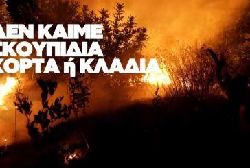 Πολιτική Προστασία: «Δεν παίζουμε με τη φωτιά, γιατί η φωτιά δεν παίζει μαζί μας!»