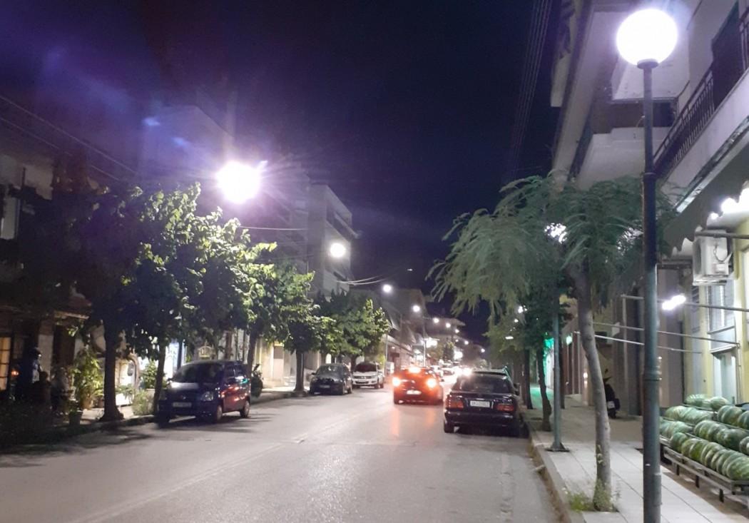 Αγρίνιο: Σύγχρονος ηλεκτροφωτισμός από το ΚΑΠΗ ως το ΕΠΑΛ στον Άγιο Κωνσταντίνο