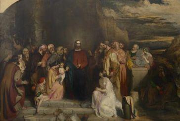 π. Ηρακλής Φίλιος: «Κι αν ο Χριστός φορούσε μάσκα; Ο εαυτός και ο άλλος»