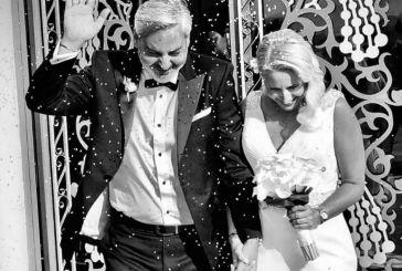 Παντρεύτηκε γνωστή Αιτωλοακαρνάνισσα δημοσιογράφος