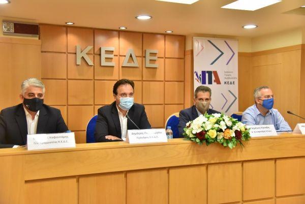 Βραβεύτηκαν για άσκηση «καλής διακυβέρνησης» οι δήμοι Αγρινίου και Αμφιλοχίας