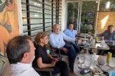 Συνάντηση της Νομαρχιακής του ΚΙΝΑΛ στο Αγρίνιο με υγειονομικούς φορείς