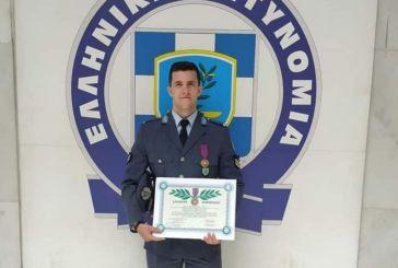 Ο ηρωϊσμός ενός Αγρινιώτη Αστυνομικού- Γιατί τιμήθηκε με τον Αστυνομικό Σταυρό