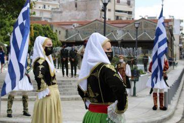 Ο Παγκρήτιος Σύλλογος τίμησε τους αγωνιστές της απελευθέρωσης του Αγρινίου (φωτό)