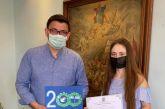 Βράβευσε μαθήτρια για το καλύτερο λογότυπο για τα 200 χρόνια από την Επανάσταση ο Δήμος Ξηρομέρου
