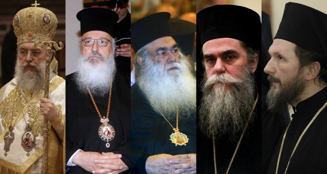 Μονή Πετράκη: Αυτοί είναι οι Μητροπολίτες που δέχθηκαν την επίθεση με το βιτριόλι