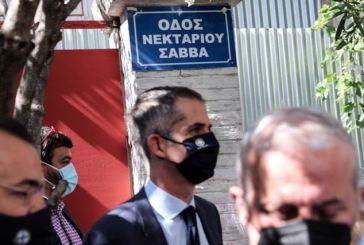 Δήμος Αθηναίων: Τίμησε τη μνήμη του δολοφονημένου από τρομοκράτες αστυνομικού Νεκτάριου Σάββα- To «ευχαριστώ» του Χρήστου Μαυραγάνη