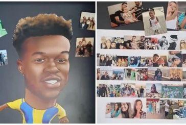 Παναιτωλικός: Οι παίκτες πήγαν στον «τελικό» με την Ξάνθη με φωτογραφίες των αγαπημένων τους! (vid)