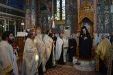Ο μέγας εσπερινός παραμονή του Αγίου Πνεύματος στην Αγία Τριάδα Παναιτωλίου