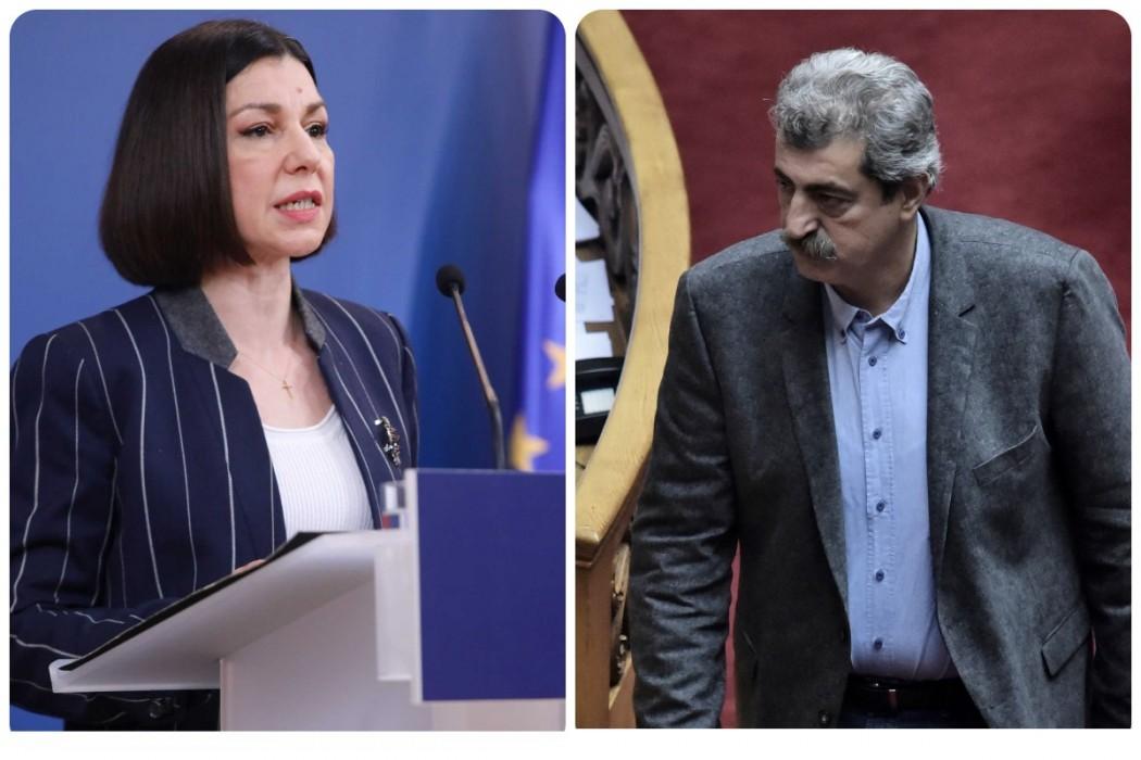 Πολάκης: Θα εμβολίαζα μόνο τους άνω των 60 – Πελώνη: Επιβεβαιώνει τι θα συνέβαινε αν κυβερνούσε ο ΣΥΡΙΖΑ