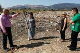 Μεσολόγγι: Ένα ακόμη αποπνικτικό βράδυ από πυρκαγιά στην παράνομη χωματερή του κτήματος Πετούνη