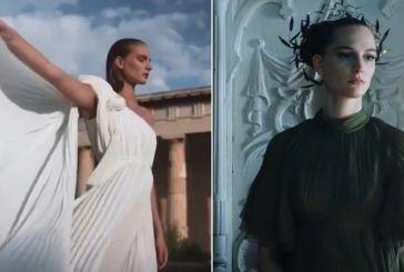 Ροζάνα Γεωργίου: Η Aιτωλοακαρνάνισσα «Καρυάτιδα» που θα περπατήσει στο σόου του Dior