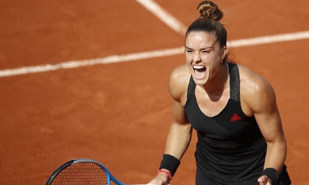 Roland Garros, Σάκκαρη-Σφιόντεκ 2-0: Έγραψε ιστορία η Μαρία – Προκρίθηκε στους 4!