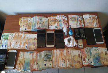 Εξαρθρώθηκαν δύο σπείρες που διακινούσαν ναρκωτικά στην Ηλεία