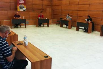 Με τα Εργατικά Κέντρα Ναυπάκτου και Μεσολογγίου συναντήθηκε ο ΣΥΡΙΖΑ Αιτωλοακαρνανίας