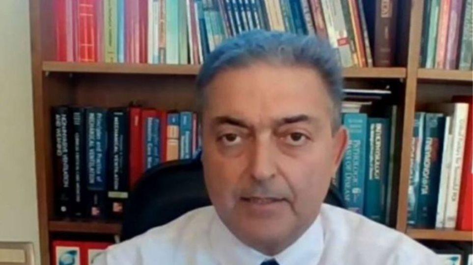 Βασιλακόπουλος: Καλύτερα ο Πολάκης να ασχοληθεί με καμιά διαδήλωση και να μη δίνει ιατρικές συμβουλές