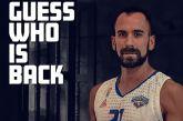 Μπάσκετ: Επιστροφή Φ. Βασιλόπουλου στο Μεσολόγγι
