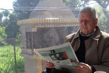 Ο πρώην Συμπαραστάτης του Δημότη Κώστας Χειμώνας συγχαίρει τον μεγαλομέτοχο του Παναιτωλικού Φώτη Κωστούλα