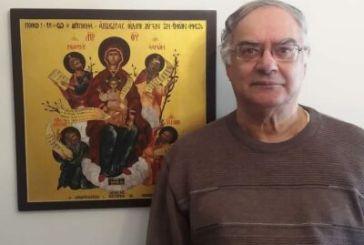 Θλίψη στο Μεσολόγγι για τον θάνατο του Ζαχαρία Αναστασίου