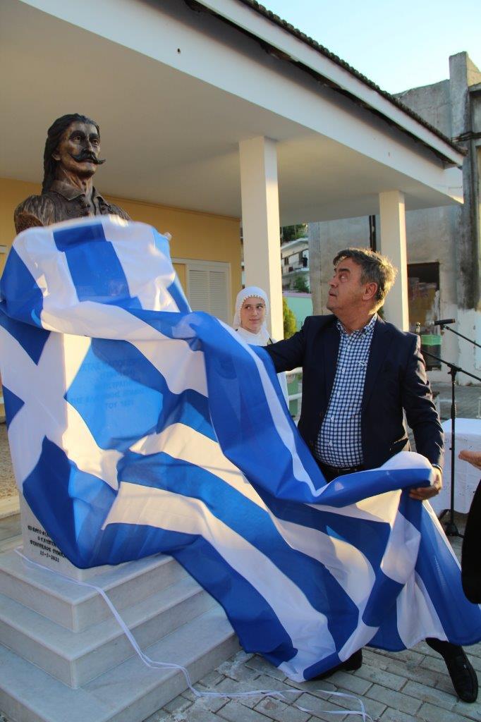 Ο Ξηρομερίτης ήρωας Κώστας Καπογιωργάκης