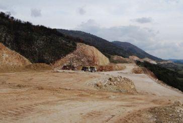 Εργατικό ατύχημα στα έργα της Αμβρακίας Οδού στο Λουτράκι