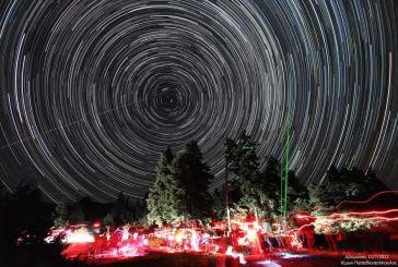 Αστρικά ίχνη στον ουρανό της Αιτωλοακαρνανίας