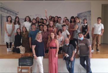 Θεατρική παράσταση και διαδικτυακή εικαστική έκθεση από το Καλλιτεχνικό Γυμνάσιο Μεσολογγίου (Βίντεο)