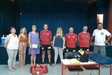 Αγρίνιο: Σεμινάριο Πρώτων Βοηθειών από το Σύλλογο Γονέων και Κηδεμόνων 9ου Δημοτικού Σχολείου και ΕΟΕΔ