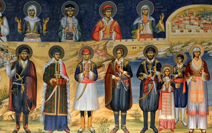 «Πολλά οφείλουμε ως Εκκλησία και ως Έθνος εις τους Νεομάρτυρας»