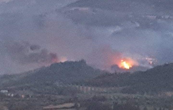 Λαϊκή Συσπείρωση Ακτίου-Βόνιτσας για τη φωτιά στο Θύρρειο: «Αποδείχθηκε η τρομακτική έλλειψη μέτρων πυροπροστασίας»
