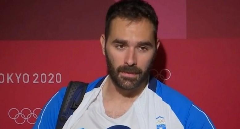 Συγκινεί ο Ιακωβίδης στο αντίο του από την άρση βαρών: Δεν αντέχω άλλο αυτή την κατάσταση