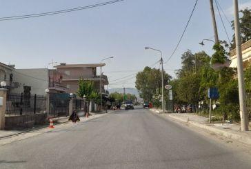 Αιτωλικό: Ολοκληρώνεται το έργο του ηλεκτροφωτισμού – Συνιστάται στους πολίτες αυξημένη προσοχή