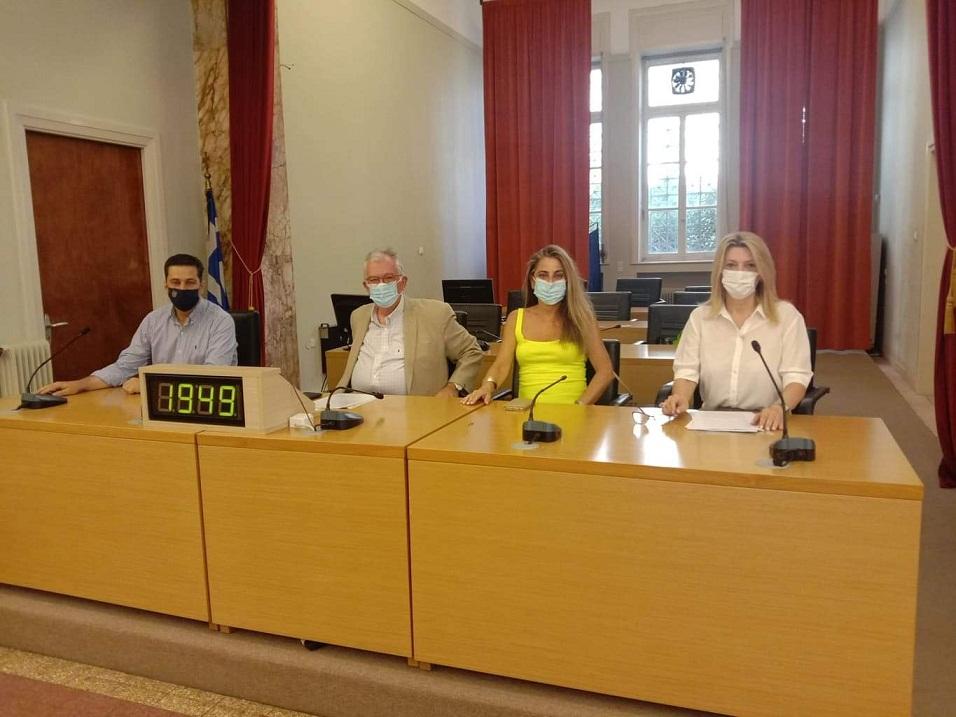 Και εγένετο Δικτύο Πολιτιστικών Συλλόγων Δήμου Αγρινίου-Το προσωρινό Δ.Σ.