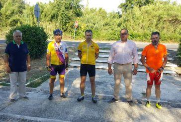 Ποδηλατική διαδρομή στους τόπους θυσίας σε Αγρίνιο και Καλύβια