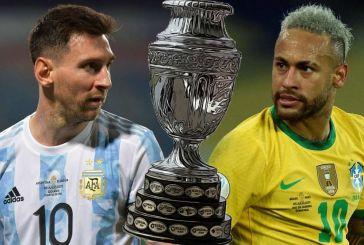 Αργεντινή-Βραζιλία: Ανάλυση και στοιχηματικές επιλογές