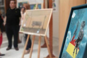 Έκθεση για την αστεγία φιλοξενείται στο Δημαρχείο Θέρμου μέχρι την 18η Ιουλίου
