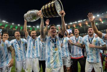 Copa America: Το σήκωσε η Αργεντινή μέσα στο Μαρακανά (βίντεο)