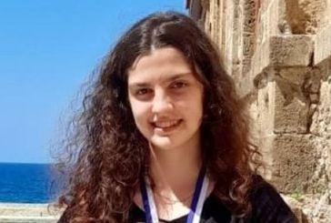 Σκακιστική διάκριση για την Ναυπάκτια Έλενα Μπανιά στο Πανελλήνιο Πρωτάθλημα Νεανίδων